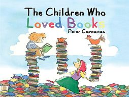 Author visit - Peter Carnavas